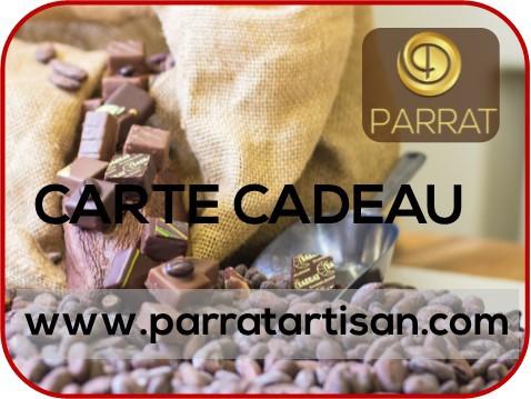 carte cadeau cacao