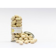 carachocs amandes chocolat blanc
