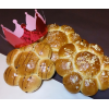 gâteau des rois tradition aux raisins